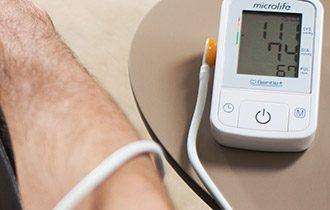 samokontrola krvnog pritiska
