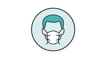 nosite pamucnu ili medicinsku zastitnu masku