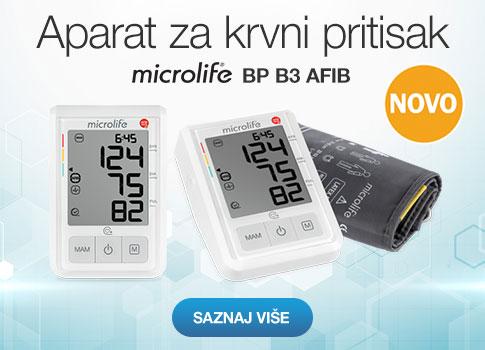 mobilni slajder za aparat za krvni pritisak bp b3 afib