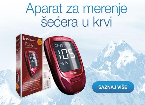 mobilni slajder za merac secera u krvi