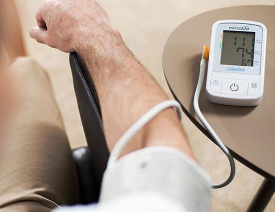 merenje krvnog pritiska sa bpa2 basic aparatom