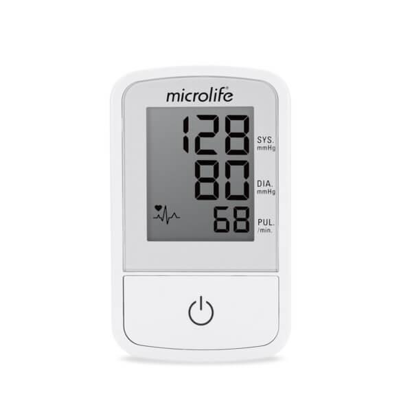 frontalni pregled aparata za pritisak microlife bp n2 easy