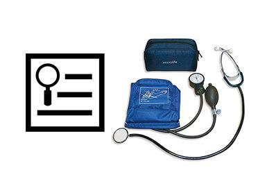 vodic u slucaju nepravilnosti u radu aneroidnih meraca za krvni pritisak