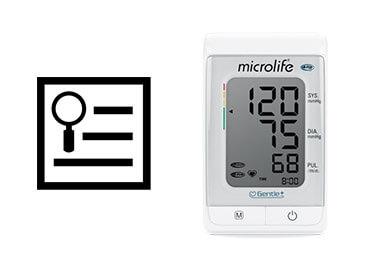 vodic u slucaju nepravilnosti u radu digitalnih meraca za krvni pritisak